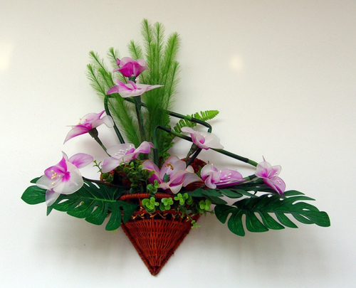 Một số cách cắm hoa tươi cơ bản 6
