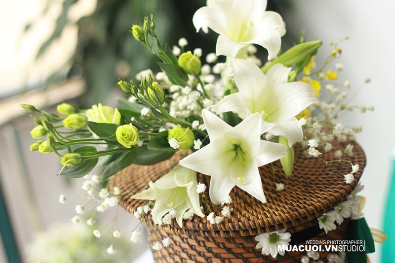 Lựa chọn một số loại hoa thường gặp 10