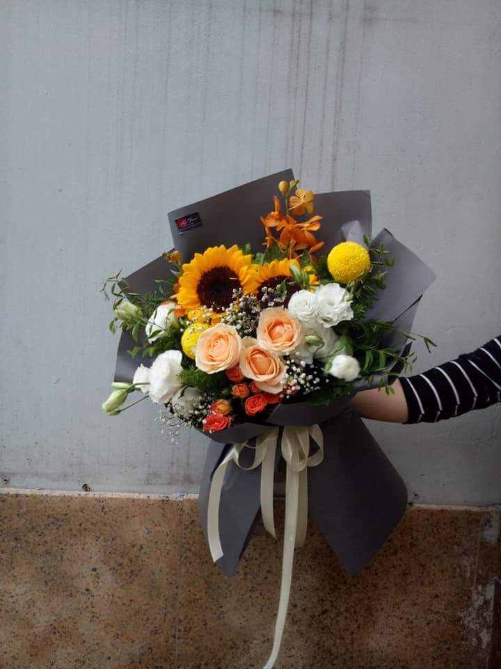 Hoa bó - MS219 1