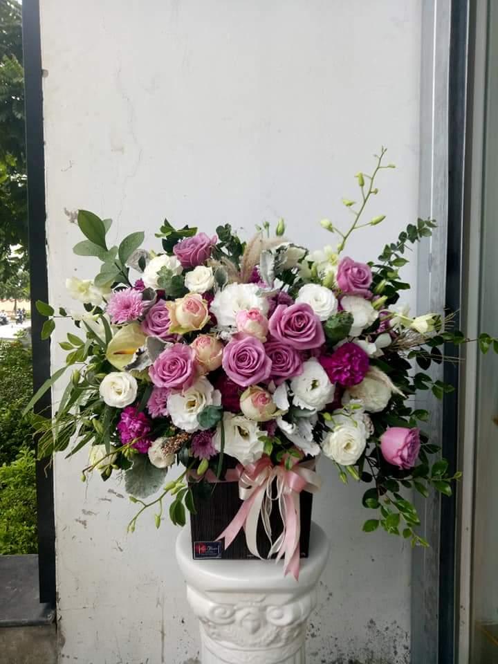 Hoa lẵng - MS256 1