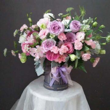 Hộp hoa – MS282