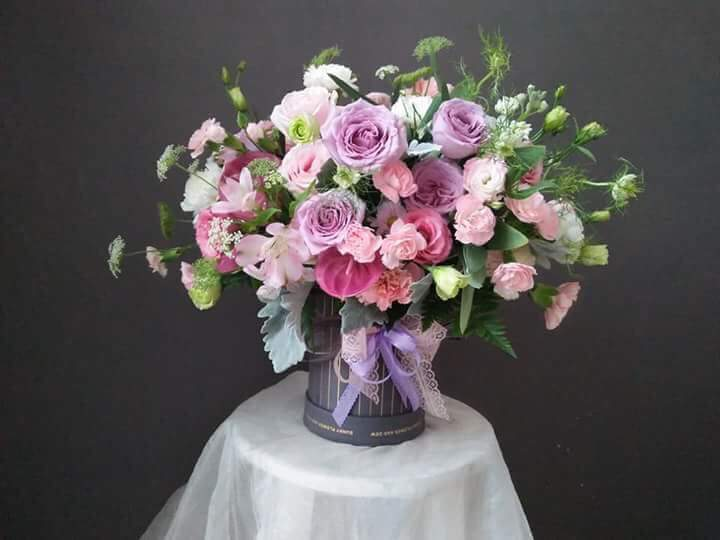 Hộp hoa - MS282 1