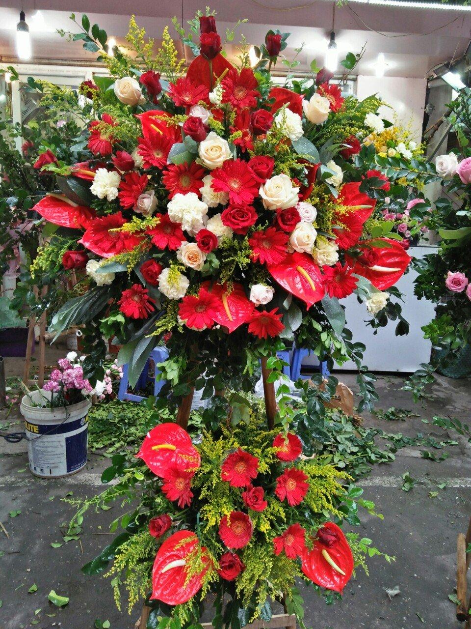 Dịch vụ điện hoa tại Nga's Flowers 5