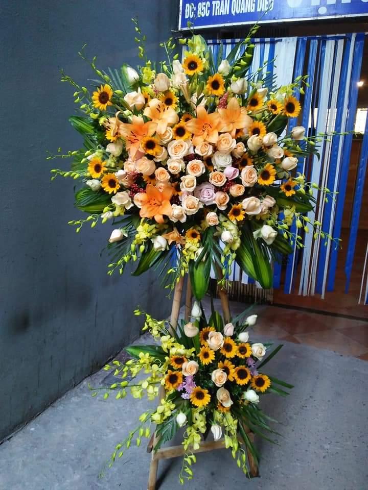 Một số mẫu hoa mới tạiNga's Flowers 5