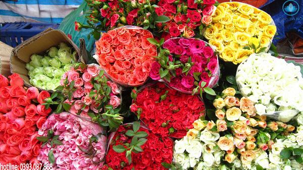 Những nguyên nhân khiến hoa bị hư hỏng 2