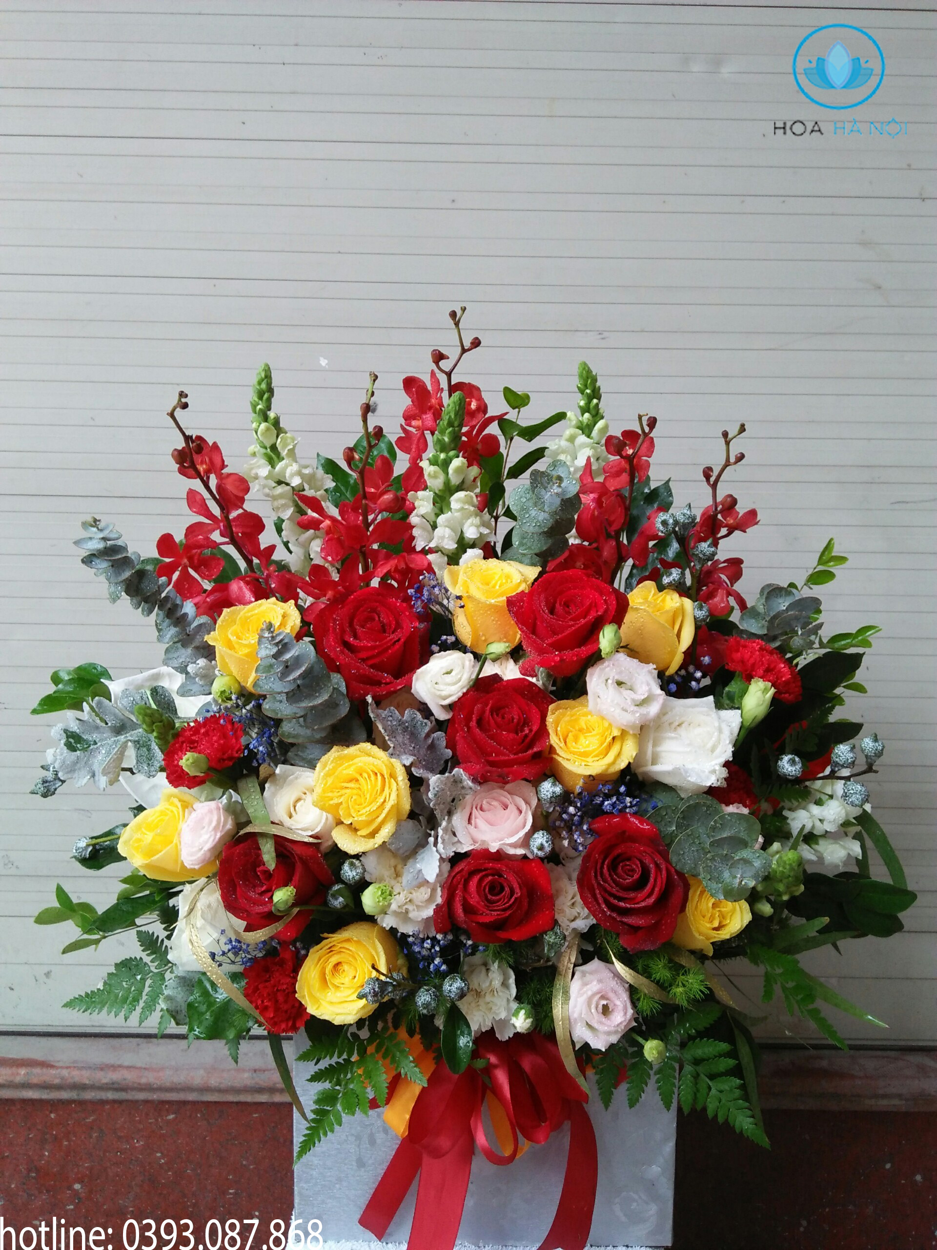 Một số mẫu hoa mới tạiNga's Flowers 1