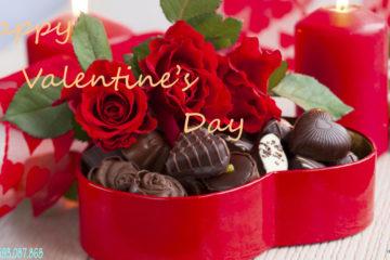 Cách chọn hoa tươi cho ngày Valentine