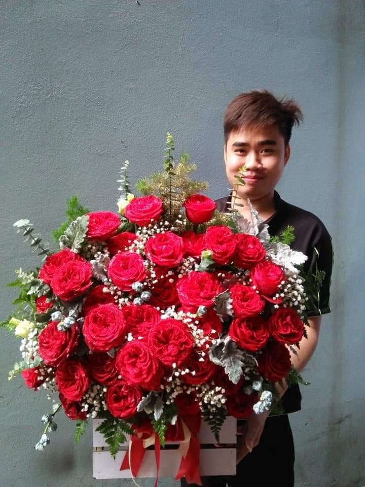 Một số mẫu hoa mới tạiNga's Flowers 4