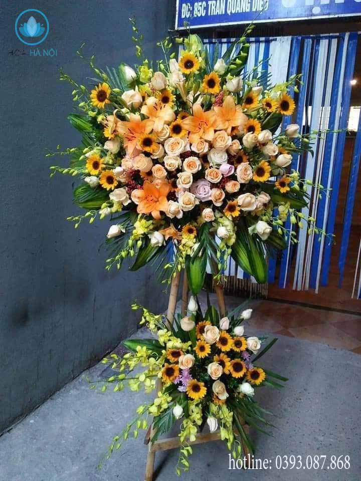 Nga's Flower - shop hoa tươi mang phong cách hiện đại 5
