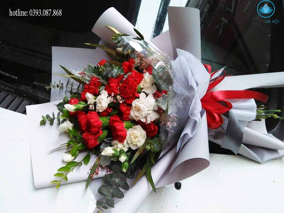 Nga's Flower - shop hoa tươi mang phong cách hiện đại 6