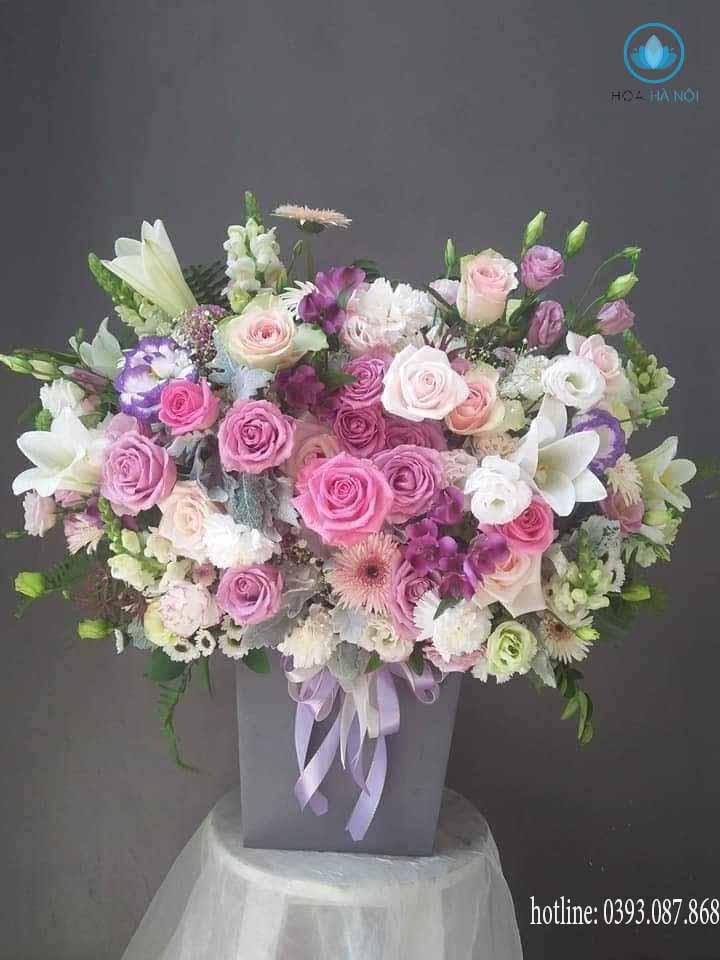Nga's Flower - shop hoa tươi mang phong cách hiện đại 4