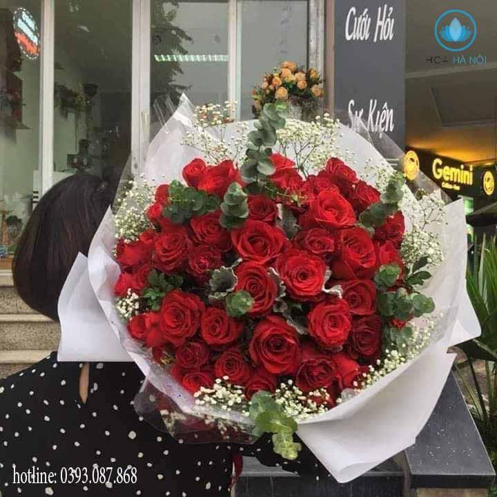 Nga's Flower - shop hoa tươi mang phong cách hiện đại 1