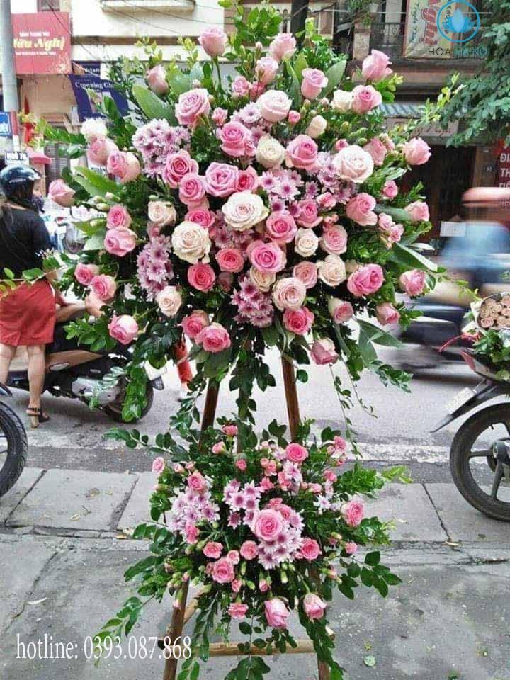 Nga's Flower - shop hoa tươi mang phong cách hiện đại 7