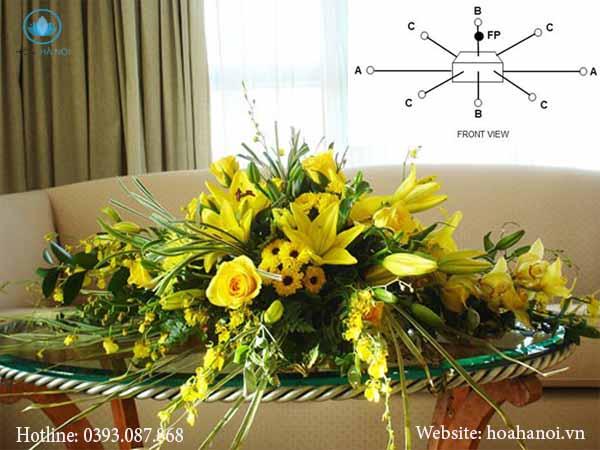 Kinh nghiệm cắm hoa tươi đơn giản 6