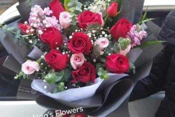 Cập nhật một số mẫu hoa mới tại điện hoa Nga's Flower