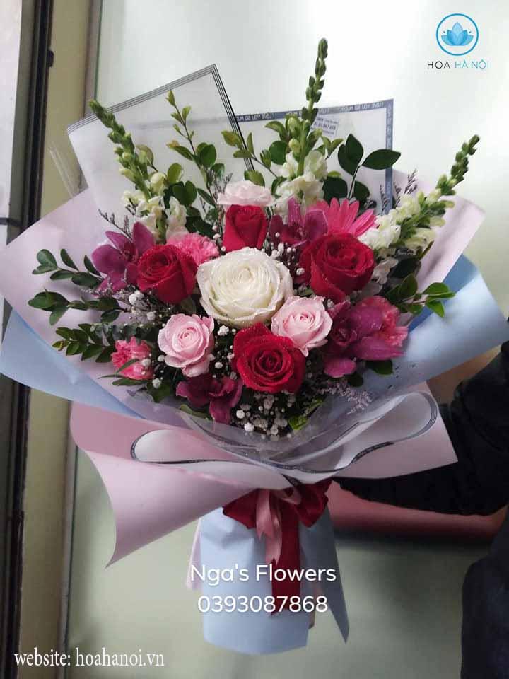 Một số mẫu hoa mới cập nhật tại shop 1