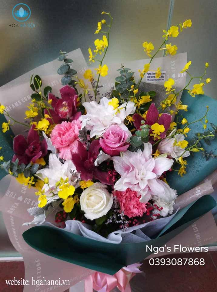 Một số mẫu hoa mới cập nhật tại shop 2