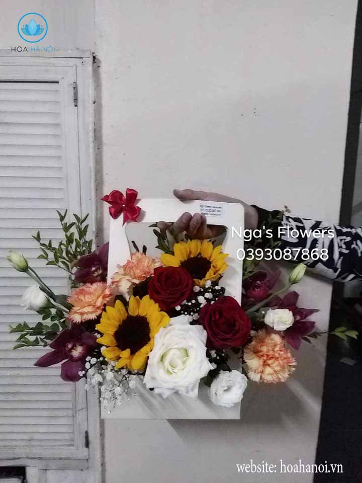 Một số mẫu hoa mới cập nhật tại shop 4