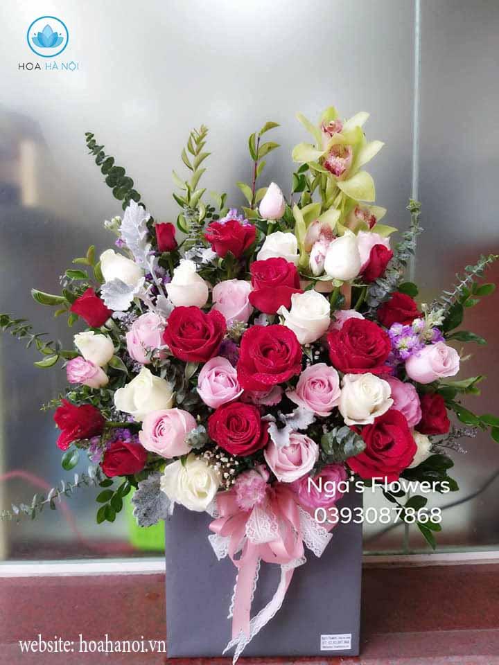 Một số mẫu hoa mới cập nhật tại shop 5