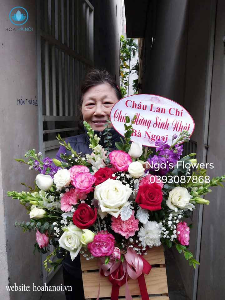 Đến vớiNga's Flower để cảm nhận sự khác biệt 1