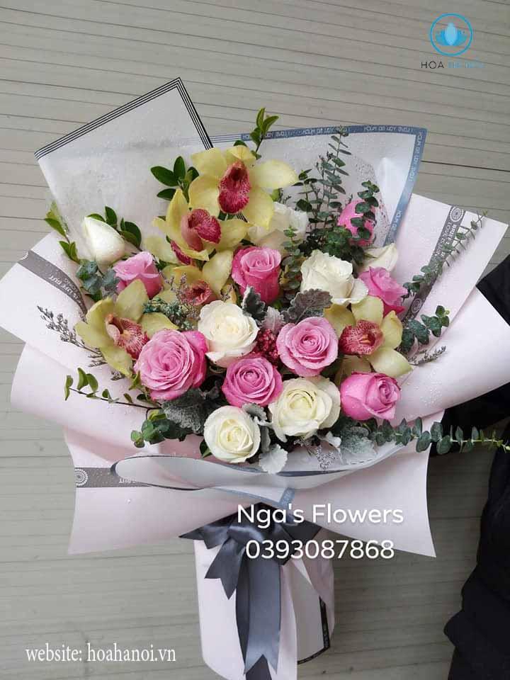Một số mẫu hoa mới cập nhật tại shop 6