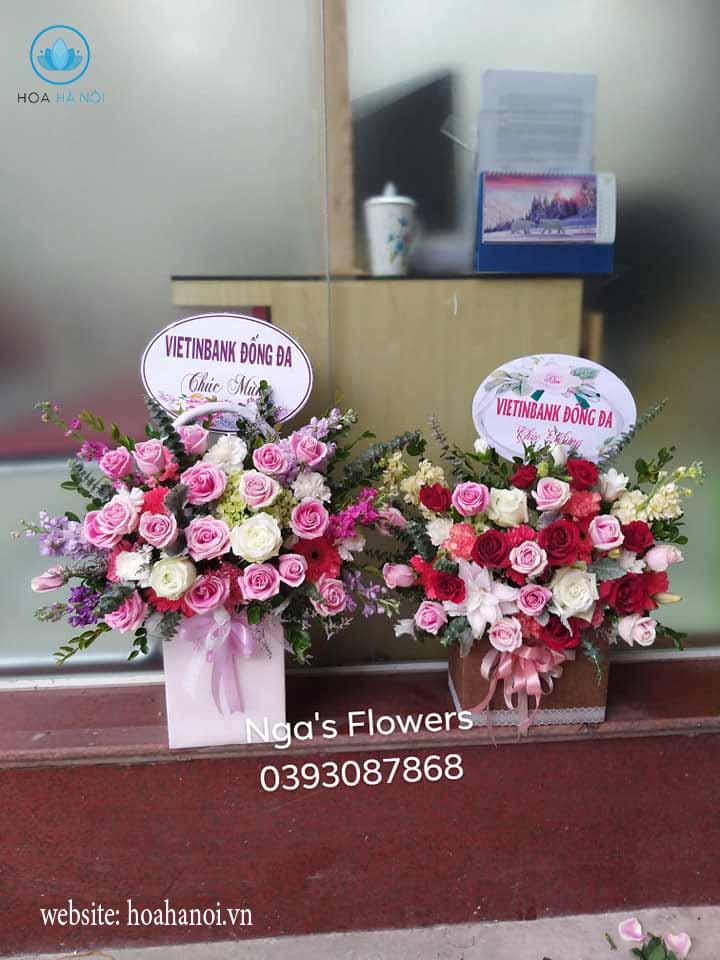 Một số mẫu hoa mới cập nhật tại shop 8