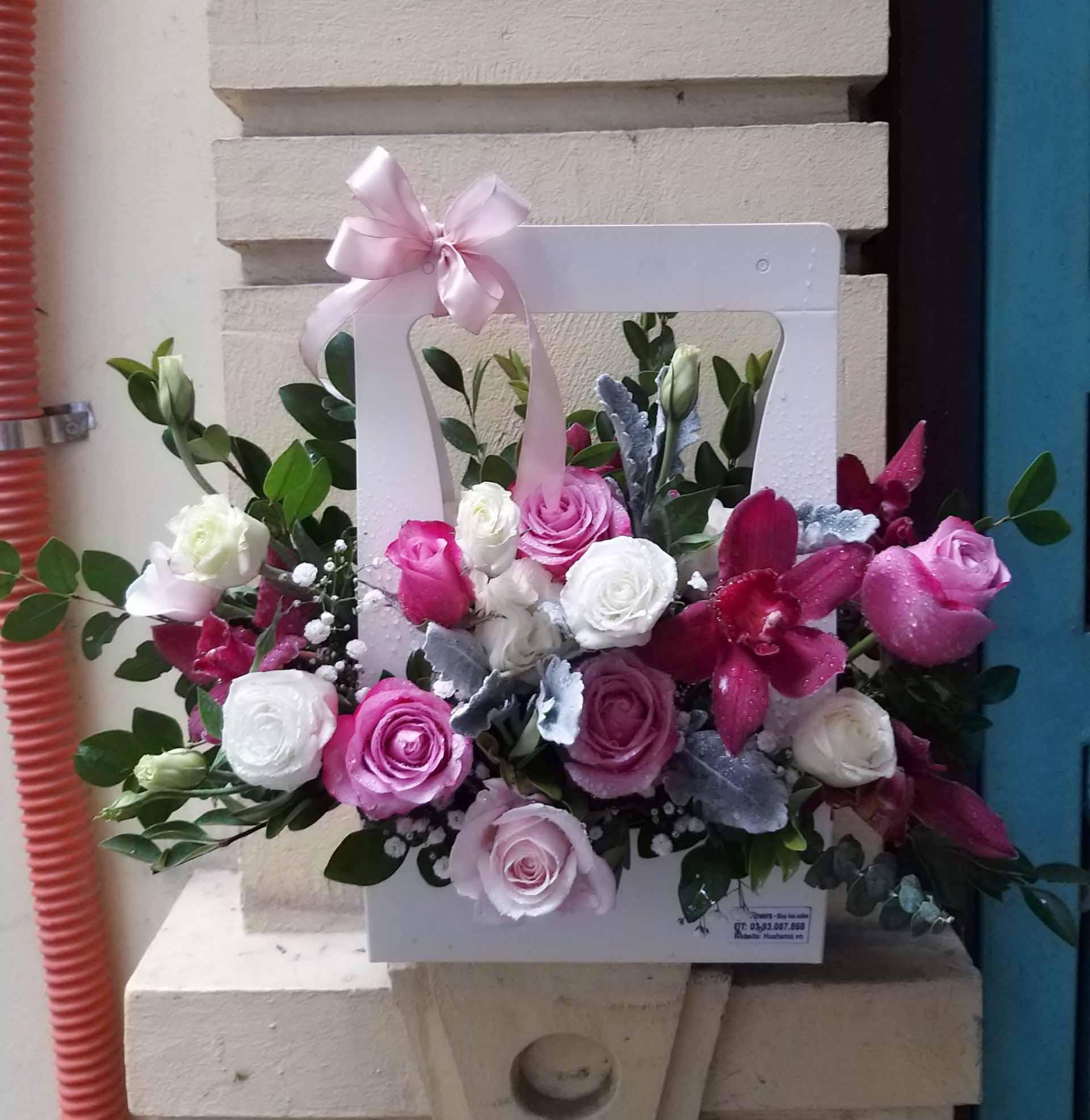 Túi hoa - MS292 1