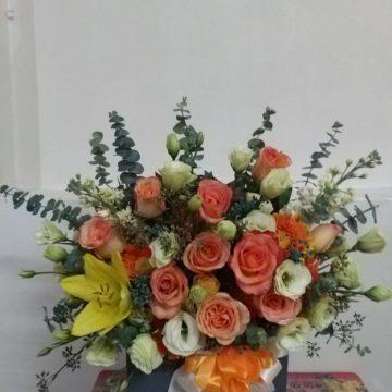 Giỏ hoa – MS311