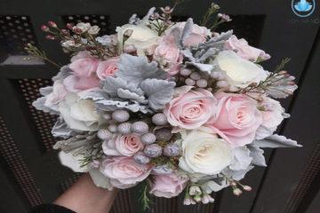 Ý nghĩa sâu xa đằng sau bó hoa cưới cầm tay cho cô dâu