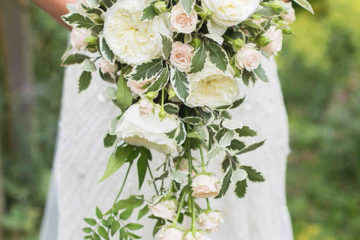 Những mẫu hoa cưới cầm tay xinh xắn cho cô dâu