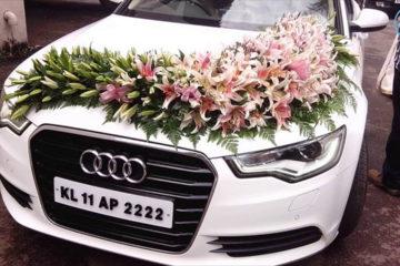 7  cách trang trí xe hoa độc đáo, tinh tế cho ngày cưới