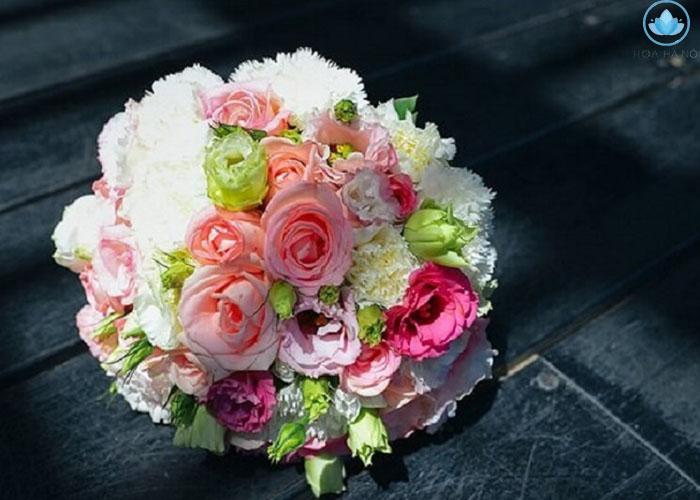 Ý nghĩa sâu xa đằng sau bó hoa cưới cầm tay cho cô dâu 5